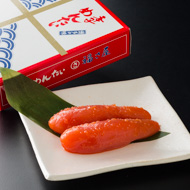 Mentaiko(Spiced cod roe)