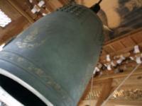 平成19年に設立された鐘楼堂
