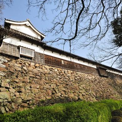 福岡城跡・多聞櫓