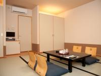 Japanese style and many other room types