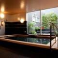 大浴場で旅の疲れを癒しましょう!露天風呂もあります!