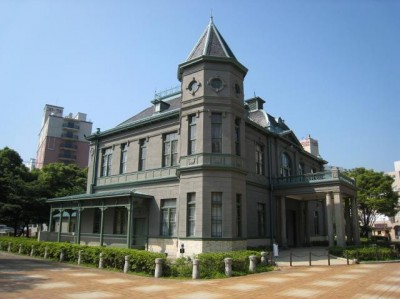 The Previous Fukuoka Prefectural Civic Hall and Honorary Guest House