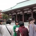 五重塔など見どころも多い「東長寺」
