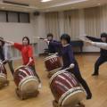 日本人教室の練習風景です