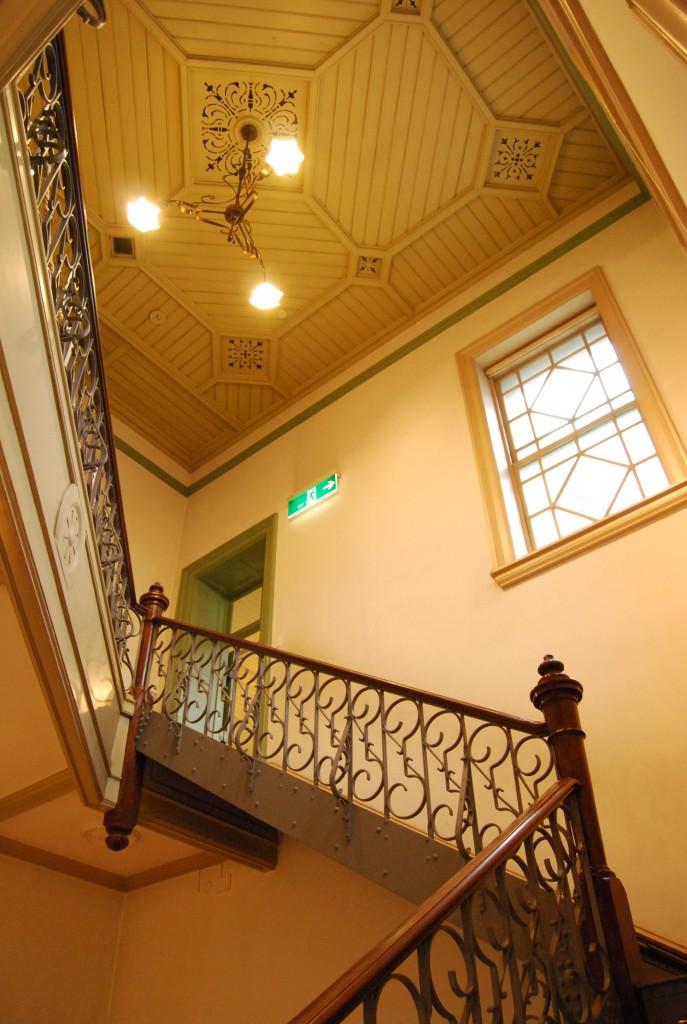 福岡市赤煉瓦文化館_階段
