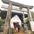 日本一のお多福面