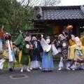 篠栗町 呑山観音寺・春季大祭 七福星まつり