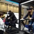 「Galaxy Gear VR」でマウンテンバイク体験