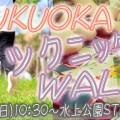 福岡ピックニック・ウォーク♪