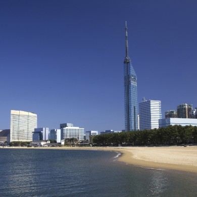 "A ""MODERN, AUTHENTIC AND WARM"" CITY FUKUOKA"