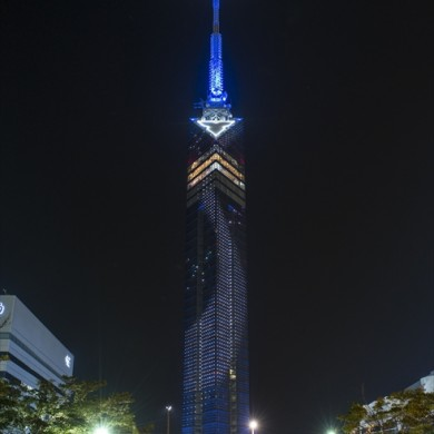 ~Tanabata Festival at Fukuoka Tower Where Stars are Closely Seen~  …