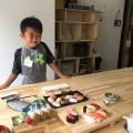 小さな寿司マスター