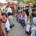 例大祭稚児行列 ※過去開催時の様子