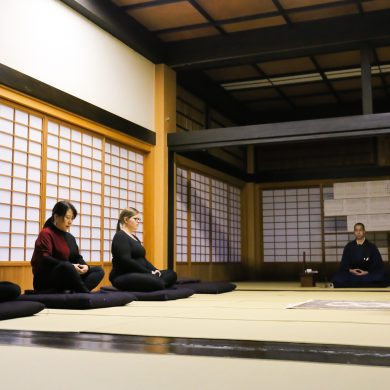 Let's learn about the spiritual world of Zen rooted in Hakata! (Plan)