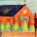 大名町の教会
