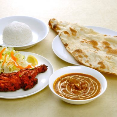 Indian and Pakistani cuisine RAJA