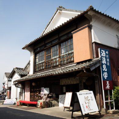 外国人也可以体验!福冈当日往返的酒藏见学
