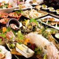 お得で美味しい飲み放題付コースは2時間全8品3500円からご用意!