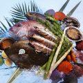 玄界産など九州で揚がった新鮮な魚介をお楽しみください!