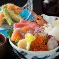 【ランチ】炙り海鮮丼など980円〜