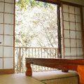 全室個室。秋は紅葉、冬は雪景色…。%0D%0Aお部屋からの眺めは絶景。