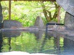お食事をされた方は天然温泉%0D%0Aご入浴無料!(入湯税50円)