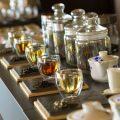 お料理に合う中国茶を厳選し12種類をご用意。