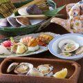 今月の料理著おすすめ料理。3月は「蛤」。