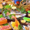 生ビールOK!季節のコース(飲放付)は3,000円〜!!