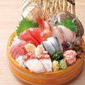 北海道と全国の漁港から仕入れる新鮮な海の幸だから鮮度抜群!