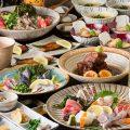【豊富な種類のコース】%0A旬の味覚満載の料理を提供しています