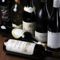 90種の豊富なワイン♪メニューに合わせてご提案します!