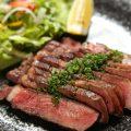 ◆柔らかい!厚切り牛タンステーキ◆