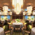 高級感溢れる大人な空間でお食事を。