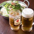 【ドリンク】%0A定番のビールからカクテルまで幅広くご用意◎
