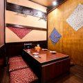 【個 室】%0Aプライベート感満載のお部屋は友人との飲み会に最適