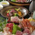 魚市場から仕入れる海鮮は鮮度抜群!ぜひ、ご賞味ください!