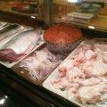 本日の鮮魚をだいたんに!目の前で注文して下さい。