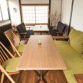 古民家ならではの雰囲気を楽しめる2階席は15名様より貸切可能