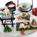 【鮮魚のお造り五種盛り】おつくり膳/2,700円(税込)