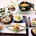【旬を味わう】四季和遊膳コース/3,240円(税込)