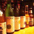 加熱処理をしていない生酒「J-CRAFT SAKE」一度ご賞味ください