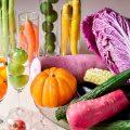 【珍しい野菜】%0A九州産など地元の旬野菜をメインに仕入れ!