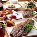 自慢の熟成肉をコースでお得に!4000円から3種類ご用意。
