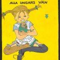 イングリッド・ヴァン・ニイマン 《『長くつ下のピッピ』出版社用ポスター原画》1940年代後半 アストリッド・リンドグレーン社(スウェーデン)所蔵  Illustration Ingrid Vang Nyman ©The Astrid Lindgren Company.  Courtesy of The Astrid Lindgren Company