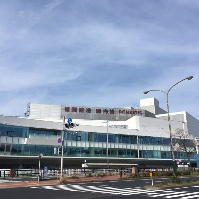 Fukuoka Airport: The Many Attractions of the Metropolitan Airport Th …