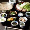 「女性限定水炊きランチ」3500円(税・サ込)