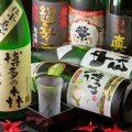 【お酒好きに】季節限定の日本酒を仕入れ!焼酎も豊富です◎