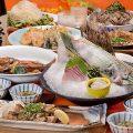 おまかせコ-ス料理3000円→2300円