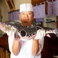 【大将】48年の経験を積んだ大将が生み出す絶品料理を満喫